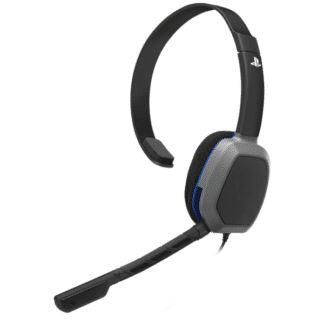 PDP LvL 1 Wired Stereo Headset for PS4 licensed - Headset - Sony PlayStation 4