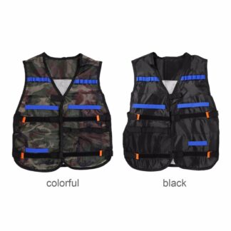 54*47cm New Outdoor Tactical Adjustable Vest Kit n-Strike Elite Games Hunting Vest Waistcoats drop shipping safty protection