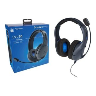 PDP LVL50 Wired Stereo Headset - Headset - Sony PlayStation 4