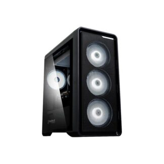 Zalman M3 Plus ATX MID Tower Computer Case with wi - Kabinet - Miditower - Sort