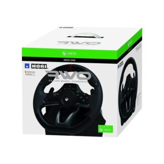 HORI Racing Wheel Overdrive Designed for Xbox Series X | S - Rat & Pedal st - PC