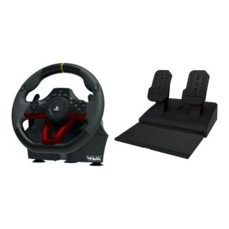 HORI Wireless Racing Wheel APEX for PlayStation 4 - Rat & Pedal st - PC